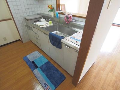 【キッチン】エスポワール21