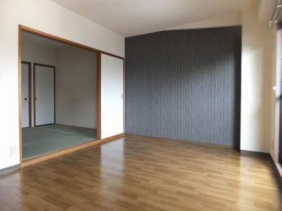 【寝室】エスポワール21