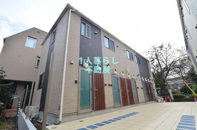 サークルハウス蒲田弐番館の画像