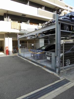 【駐車場】レジュールアッシュ梅田レジデンス