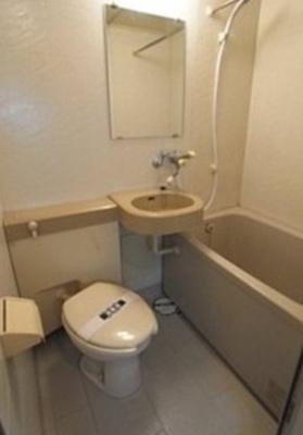 【浴室】ダイアパレス錦糸町第5