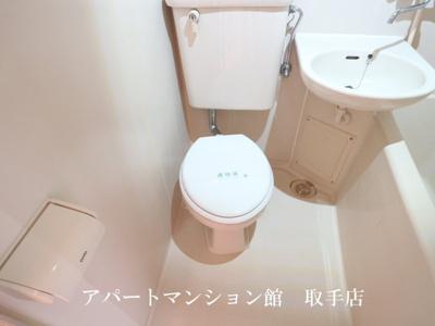 【トイレ】TOP取手第2