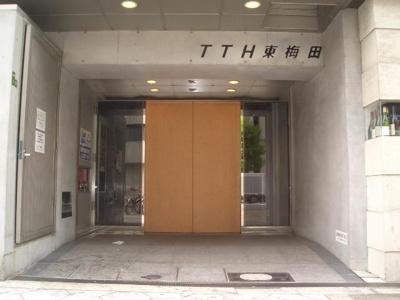 【エントランス】TTH東梅田