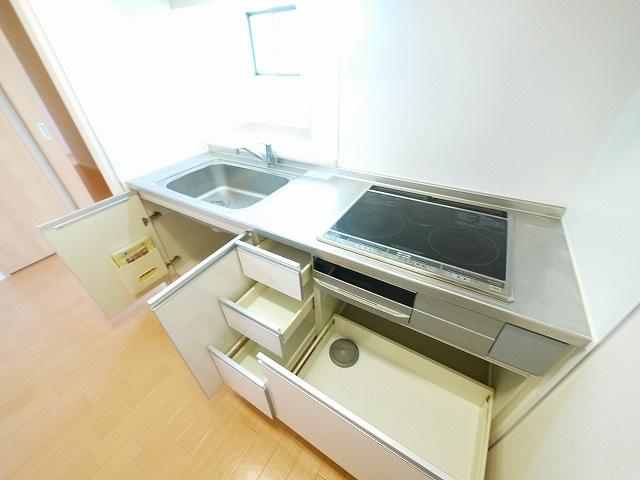 【キッチン】エリタージュ