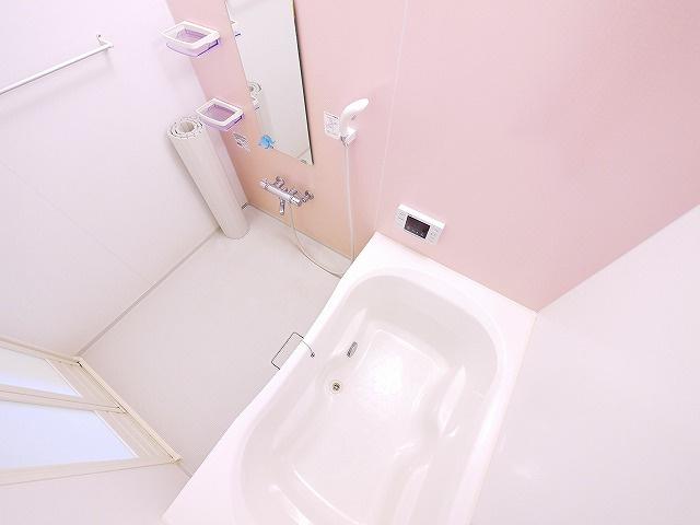 【浴室】エリタージュ