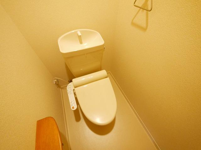 【トイレ】エリタージュ