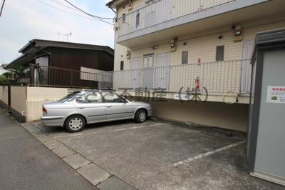 【駐車場】ウィニングコーポ