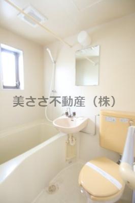 【浴室】ウィニングコーポ