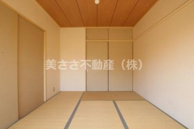【和室】ジュネス西八