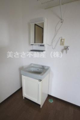 【独立洗面台】ジュネス西八