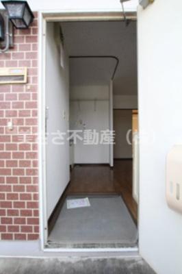【玄関】ジュネス西八