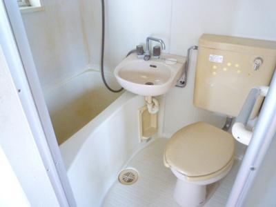 【トイレ】プチメゾン長原
