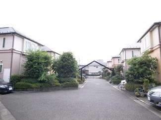 アベニュー浜田山(賃貸テラスハウス)