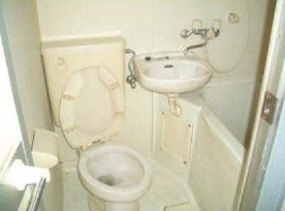 【浴室】オレンジハウス八尾 弐番館