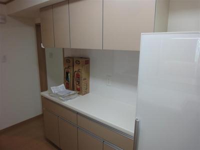 【キッチン】白扇ビル