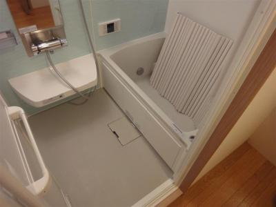 【浴室】白扇ビル