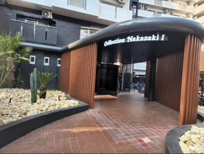 【エントランス】グレイスフル中崎Ⅱ