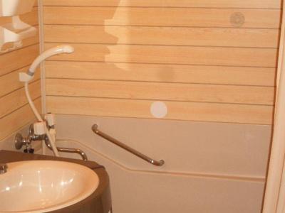 【浴室】コープ野村A棟