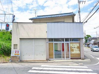 【外観】坂下倉庫・店舗