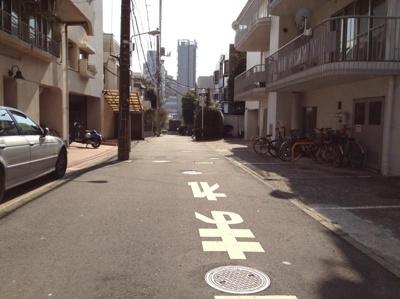 【周辺】千駄ヶ谷4丁目賃貸住宅