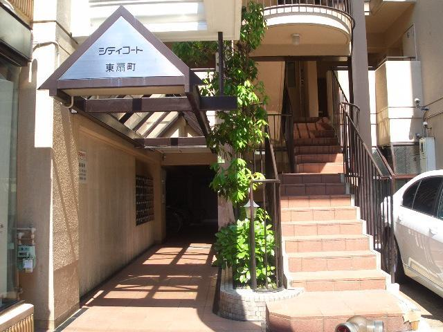 【エントランス】シティコート東扇町