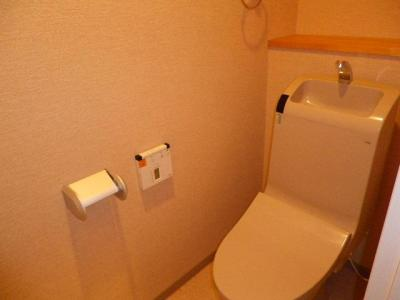 【トイレ】ジューム神山