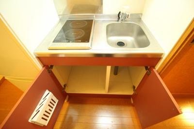 ★キッチン下収納棚★