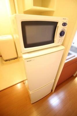★冷蔵庫・電子レンジ★