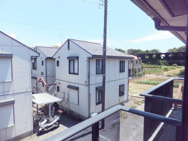 【居間・リビング】石橋ハイツC棟