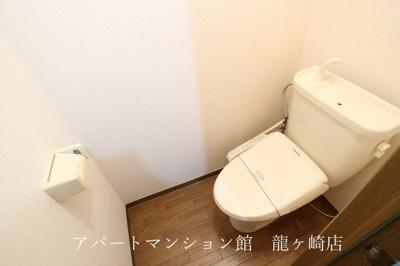 【トイレ】シェリールアタゴⅡ