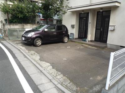 【外観】池田駐車場(軽)