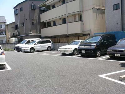 【外観】新栄駐車場