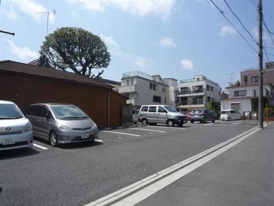 【外観】山本駐車場B