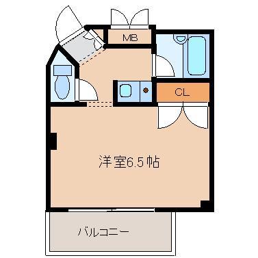 【区画図】ハイムフジクラ