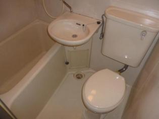 【浴室】ビスタ・ビバルディ