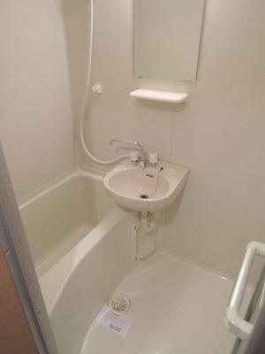 【浴室】クライネスハイム国立