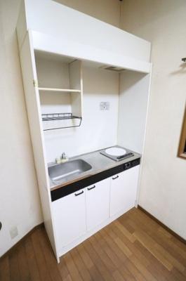 【キッチン】アクトS国立ビルパートⅡ