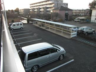 【駐車場】クリアハイム西町
