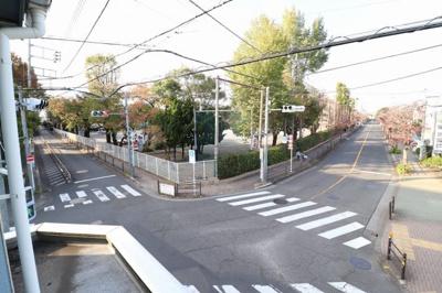 【展望】富士見台テラスハウス