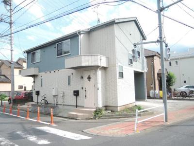 【外観】富士見台テラスハウス