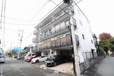 【外観】ヴィレッジ国立富士見台第1
