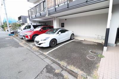 【駐車場】ヴィレッジ国立富士見台第1