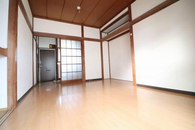 2階の部屋写真です