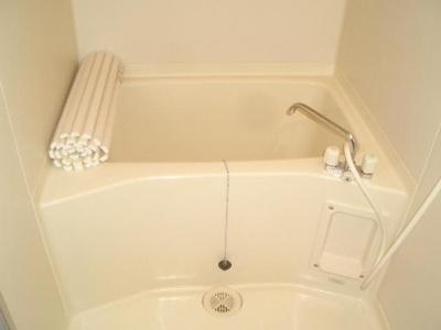 【浴室】ワタヤライラックビル