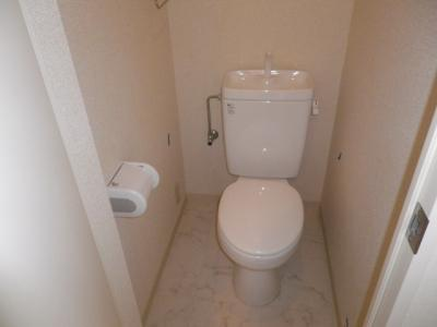 【トイレ】LIBERTE扇町公園
