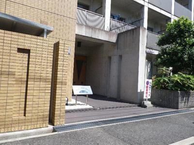 【エントランス】クオーレ福島