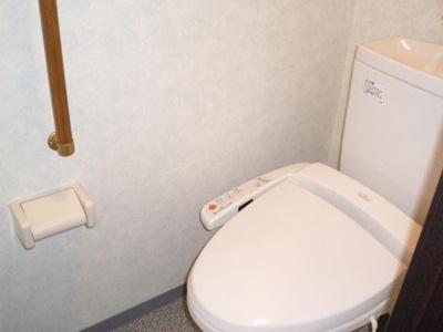 【トイレ】アルグラッド福島EAST