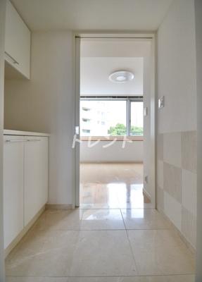 【玄関】ラコント新宿セントラルパークアパートメント
