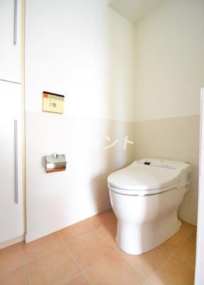 【トイレ】ラコント新宿セントラルパークアパートメント
