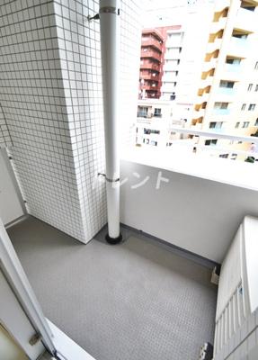 【バルコニー】ラコント新宿セントラルパークアパートメント